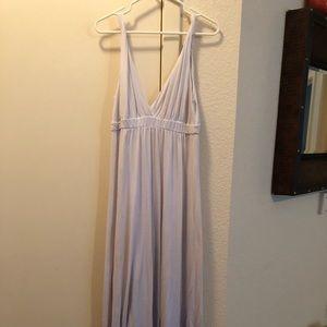 Gypsy 05 purple tie dye maxi size M